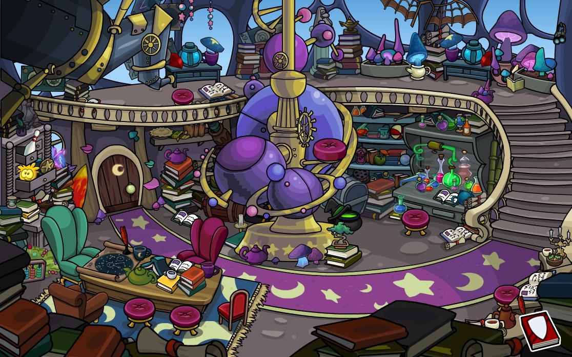 Biblioteca para Magos
