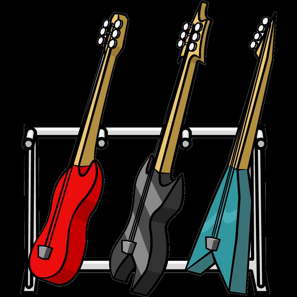Atril para Guitarra