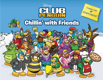 Chillin' with Friends