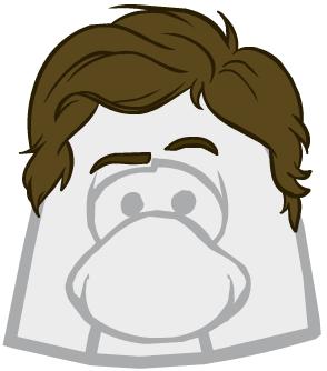 Peinado de Han Solo