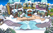Zootopia Party Town