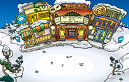 Adventure Party construction Plaza