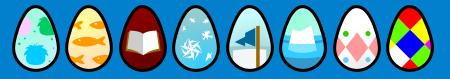 Búsqueda de Huevos de Pascua 2006