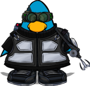 Operation Blackout Quest Interface outfit worn