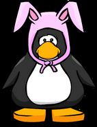 Orejas de conejo rosa 3