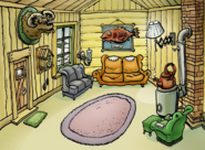Original Ski Lodge Concept