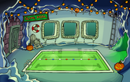 Halloween Party 2009 Underground Pool