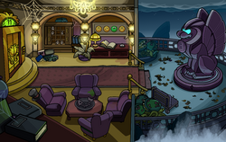 Halloween Party 2014 Puffle Hotel Balcony.png