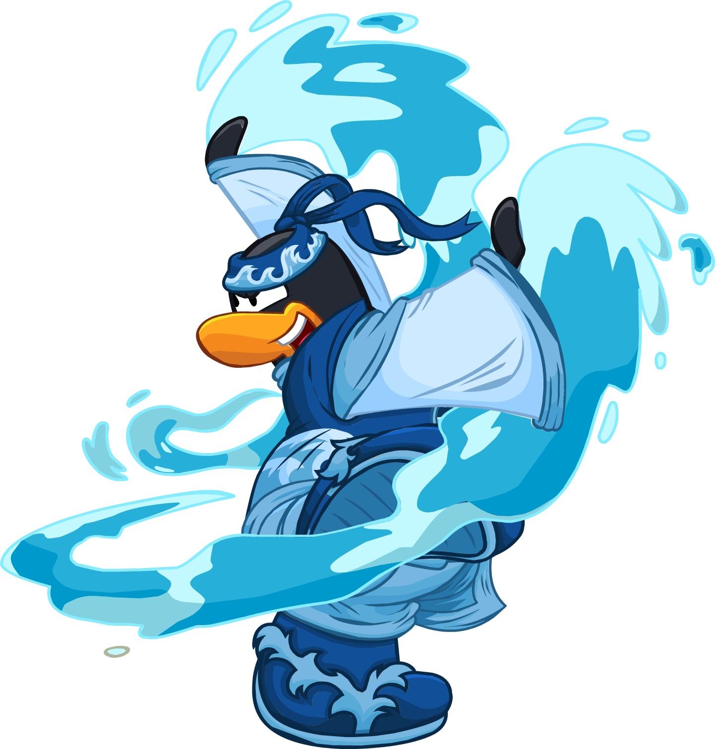 Ninjas de Agua