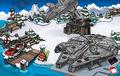 Star Wars Takeover aftermath Dock