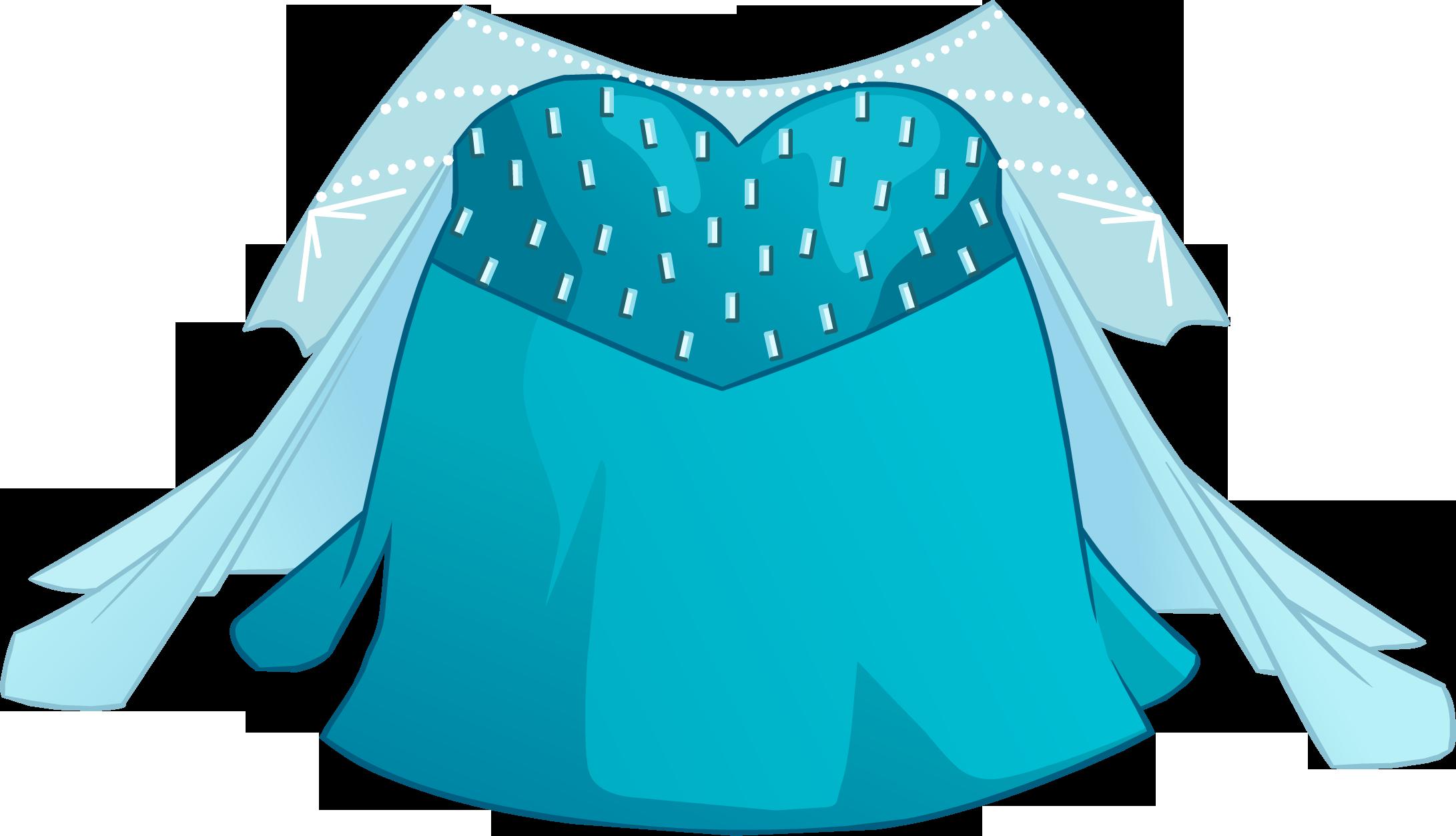 Vestido de Elsa la Reina del Hielo