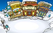 Great Snow Race Plaza