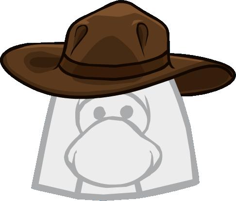 Sombrero de Exploración Café