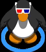 3D Glasses in-game