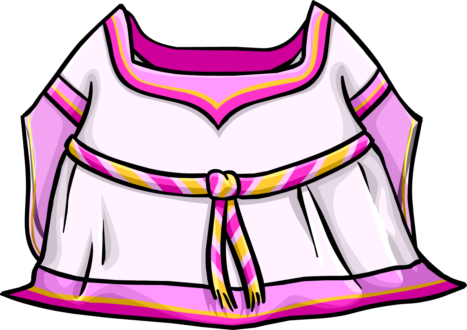Lady's Gown