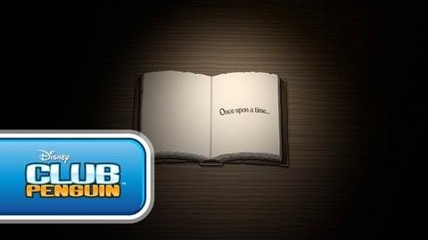Club Penguin - Magical Potion Book Adventure!