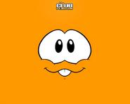 OrangePuffleWallpaper