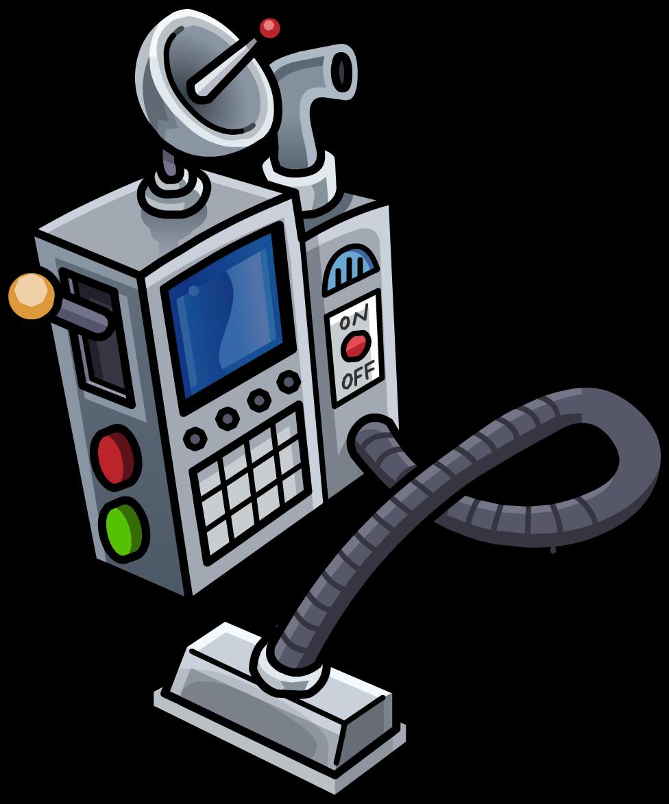 Robo-Locator