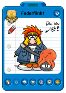Federflink1 Playercard