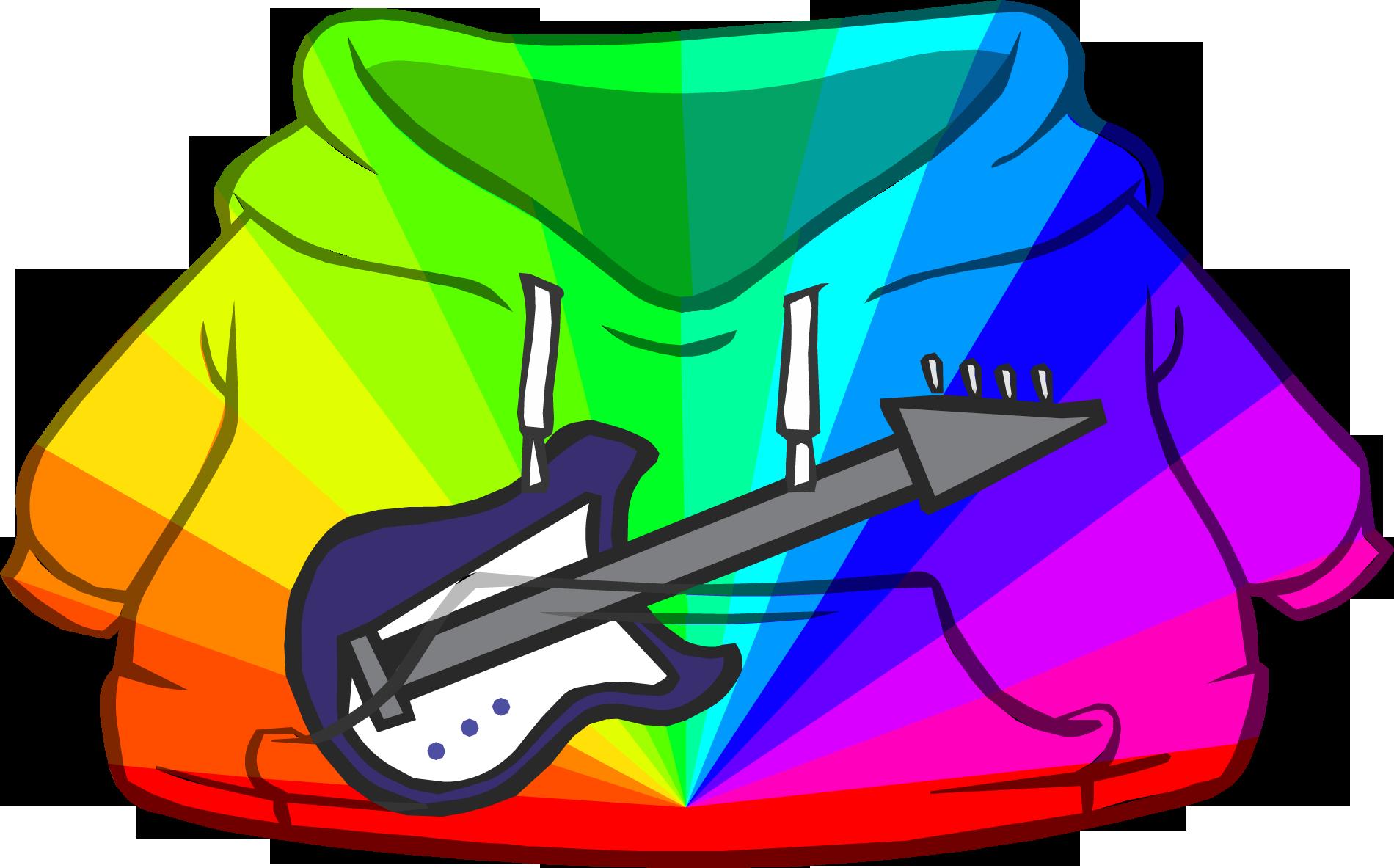 Cangurito Rockero Multicolor