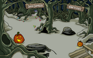 Bosque Noche de Brujas 2010