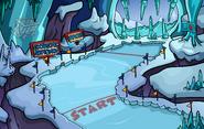 Great Snow Race Ice Race Cavern