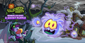 Halloween Party 2016 Homepage Screen