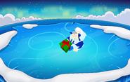 Merry Walrus Party crystal island