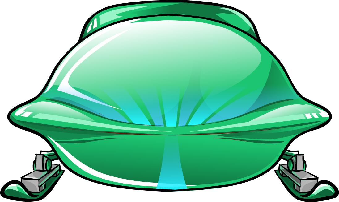 Trineo Superpro Verde