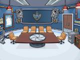 Sala de Comandos Antigua