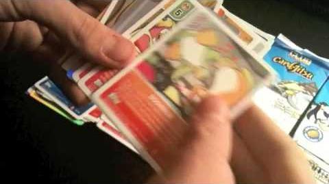Club Card-Jitsu Fire Tin & Value Deck