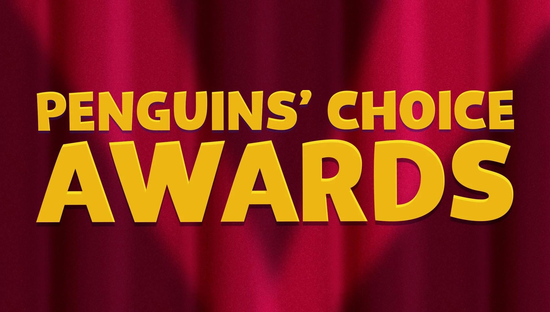 Penguins' Choice Awards