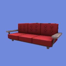 Sofá de Felpa