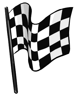 Bandera a Cuadros