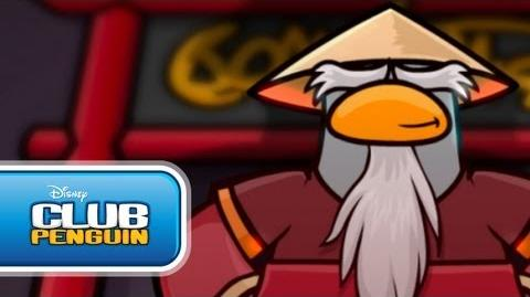 Card-Jitsu Fire (Club Penguin)