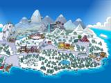 Club Penguin Island (location)