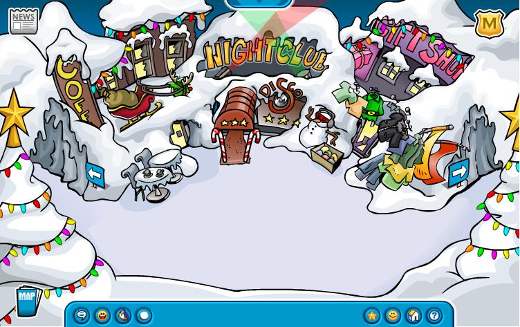 Fiesta de Navidad 2006