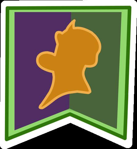 Pin de Escudo de Arendelle