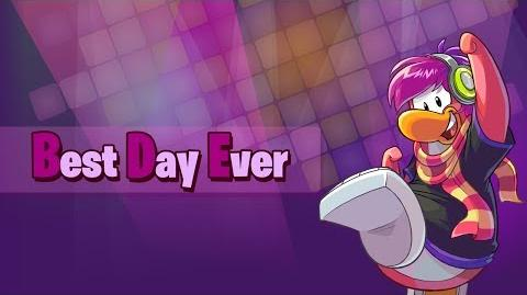 Club Penguin Best Day Ever - Cadence and Penguin Band Full Song
