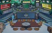 EPF Command Room lights out