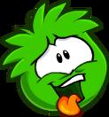Lol Green Puffle