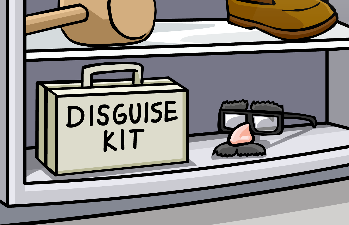 Disguise Kit