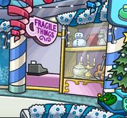 Fragile Things Inc Merry Walrus 2014