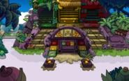 Adventure Party Temple of Fruit Snow Forts
