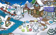 Festival de Nieve 2015 Centro de Esquí