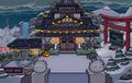 Halloween Party 2011 Dojo Courtyard