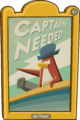 Island Adventure Party 2011 Captains Needed poster