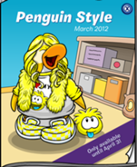 New penguin style 2012