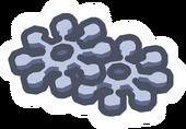 Snow Shuriken Pin icon.png