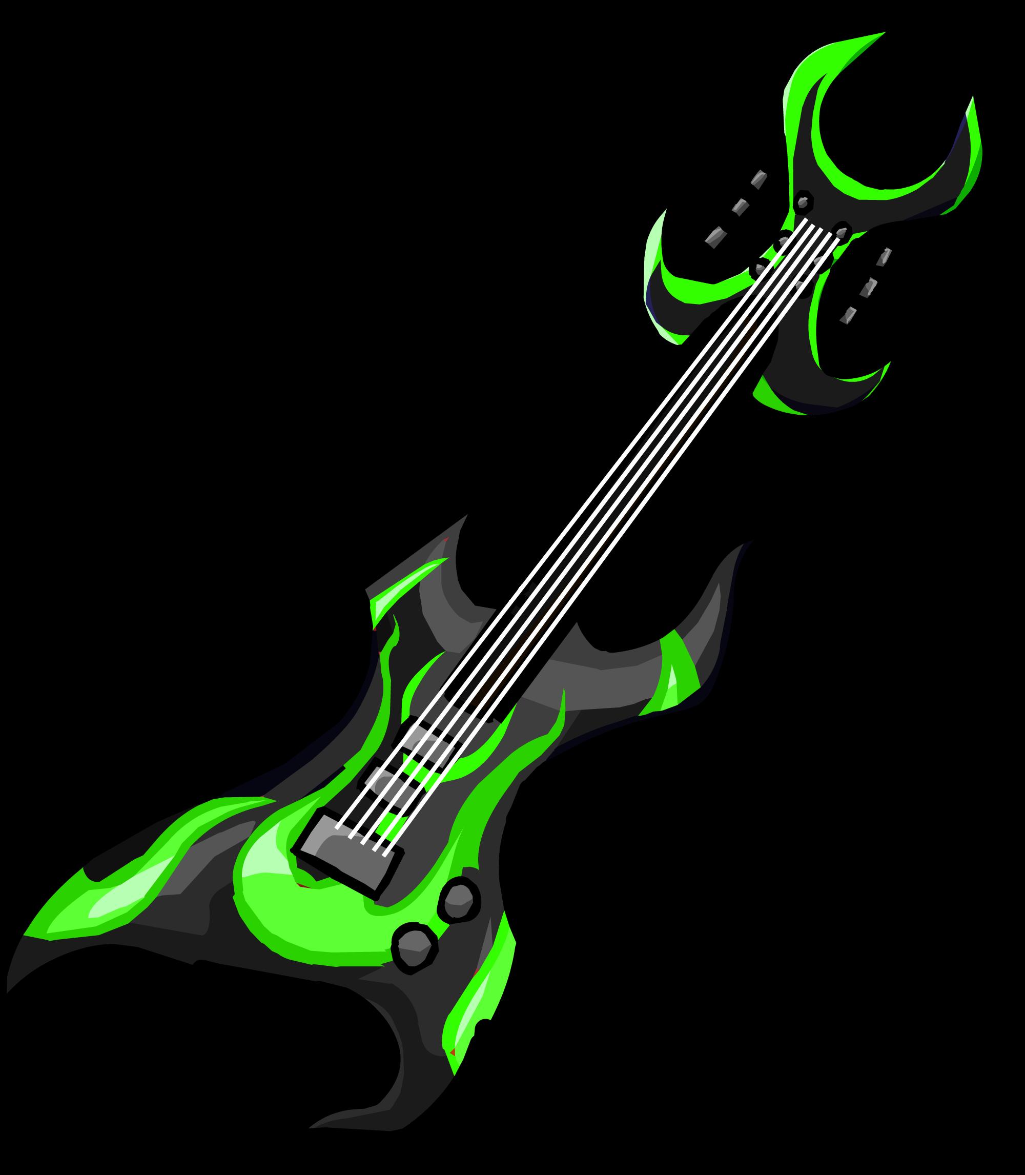 Guitarra Megarockera